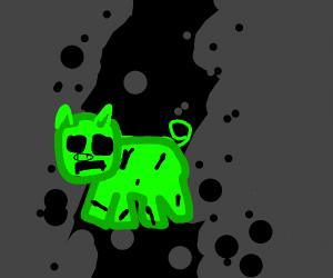 Creeper pig