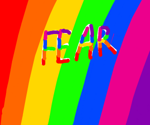 /gay fear/