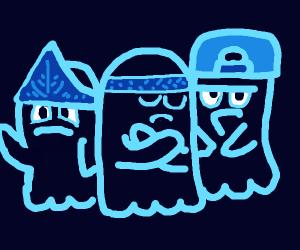 Ghost gang