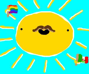 Gay mexican sun
