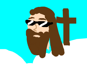 Jesus is Big Boss