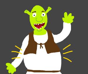 Shrek is fatt