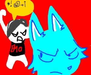 emo vs furry