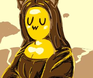 Mona Lisa UwU