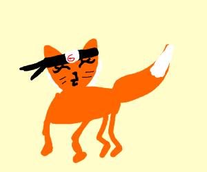 Very pretty Naruto fox