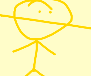 Yellow person