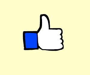 Facebook Thumbs-Up
