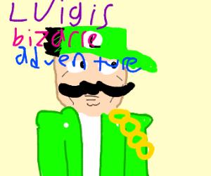Luigi's Bizarre Adventure