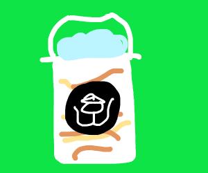 Starbucks cappucino.