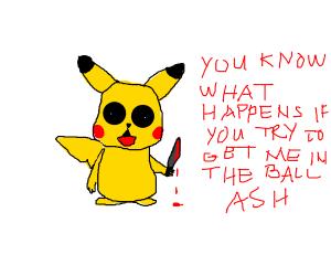 Insane Pikachu