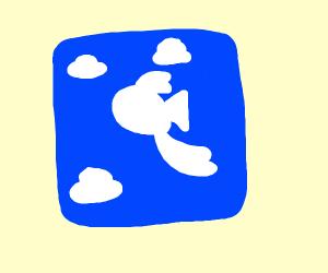 Flyingfish Symbol