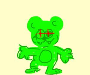 demon gummy bear