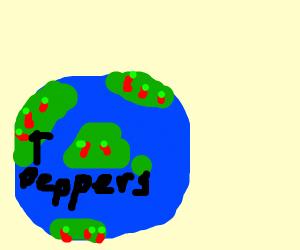 Pepper Planet