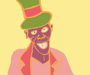 witch doctor from princess & the frog