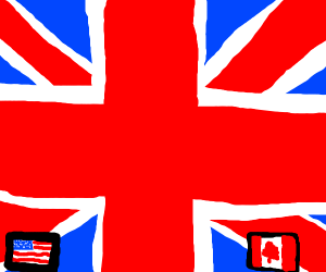 Flag of the UK