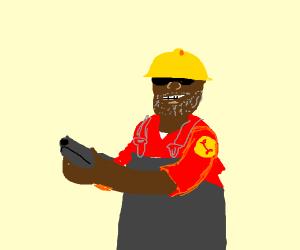 brown engineer
