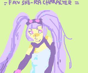 Favorite She-ra Character!