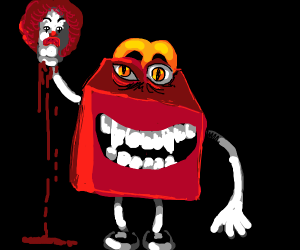 What the Happy Meal mascot truly is