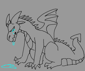 Dragon doesn't feel special