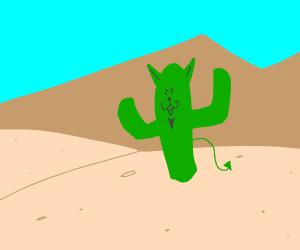 Devil Cat Cactus
