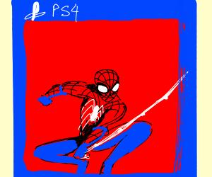 spiderman ps4 - Drawception