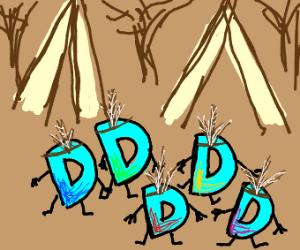 Drawception tribe