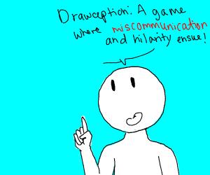 Describe Drawception PIO