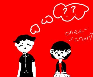 onee-chan has amnesia