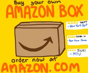 Rating on Amazon