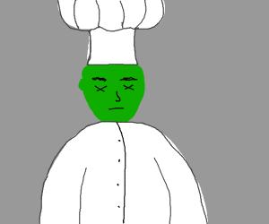 dead chef