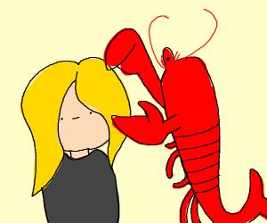 Lobster Hairdresser