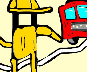 Modern Firefighter