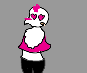Plague Doctor of Love