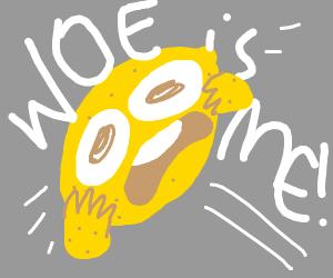 lemon despairs dramatically