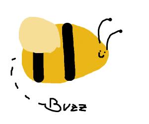 A big buzzy bee