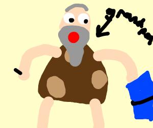 Prehistoric Grandpa