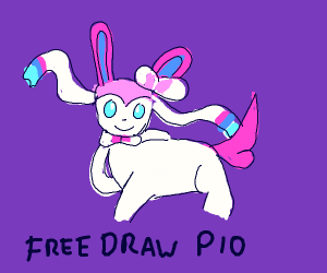 Free draw! Pass it on!