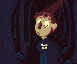 over the garden wall greg