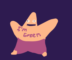 green patrick