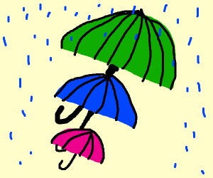 Umbrellaception
