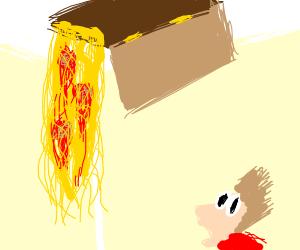 Spaghetti from the Attic