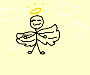 Stickman Angel