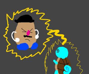 Mr.Potatohead uses thunderbolt!