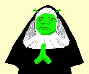 Nun Shrek