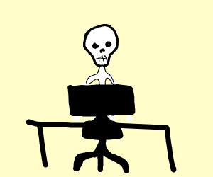Skull Livestreamer