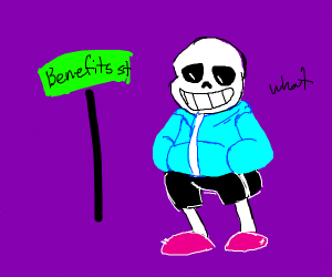 sans on benefits street