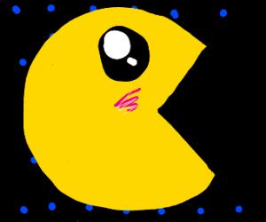 cute pac-man