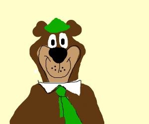 Smelly Yogy Bear