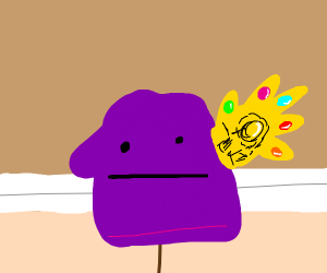Ditto thanos