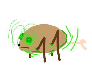radioactive hamster